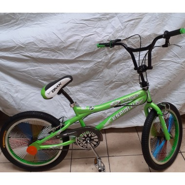Bicicleta tipo  BMX Spirit...
