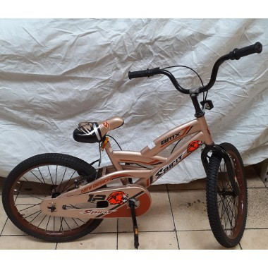 Bicicleta Spirit tipo BMX...
