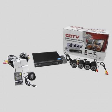Sistema de vigilancia CCTV...