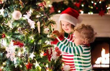 La Navidad llegó a Almacenes Al Costo